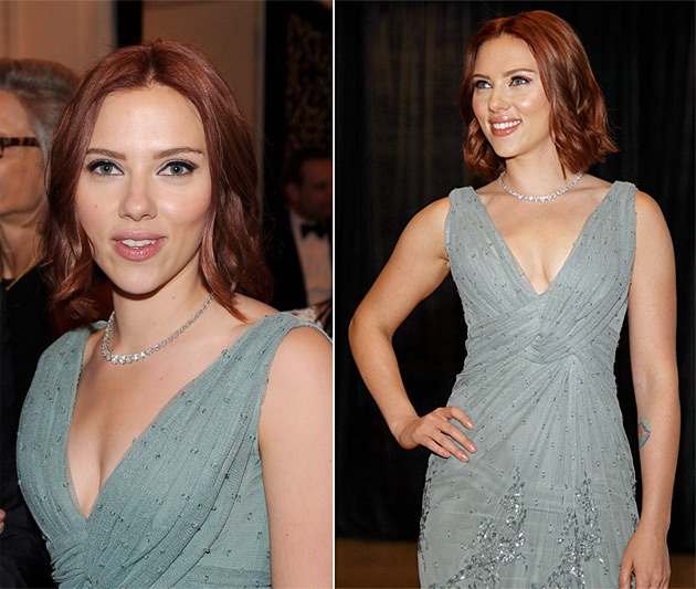 Dyed Red Hair Celebrities. Red hair is the latest